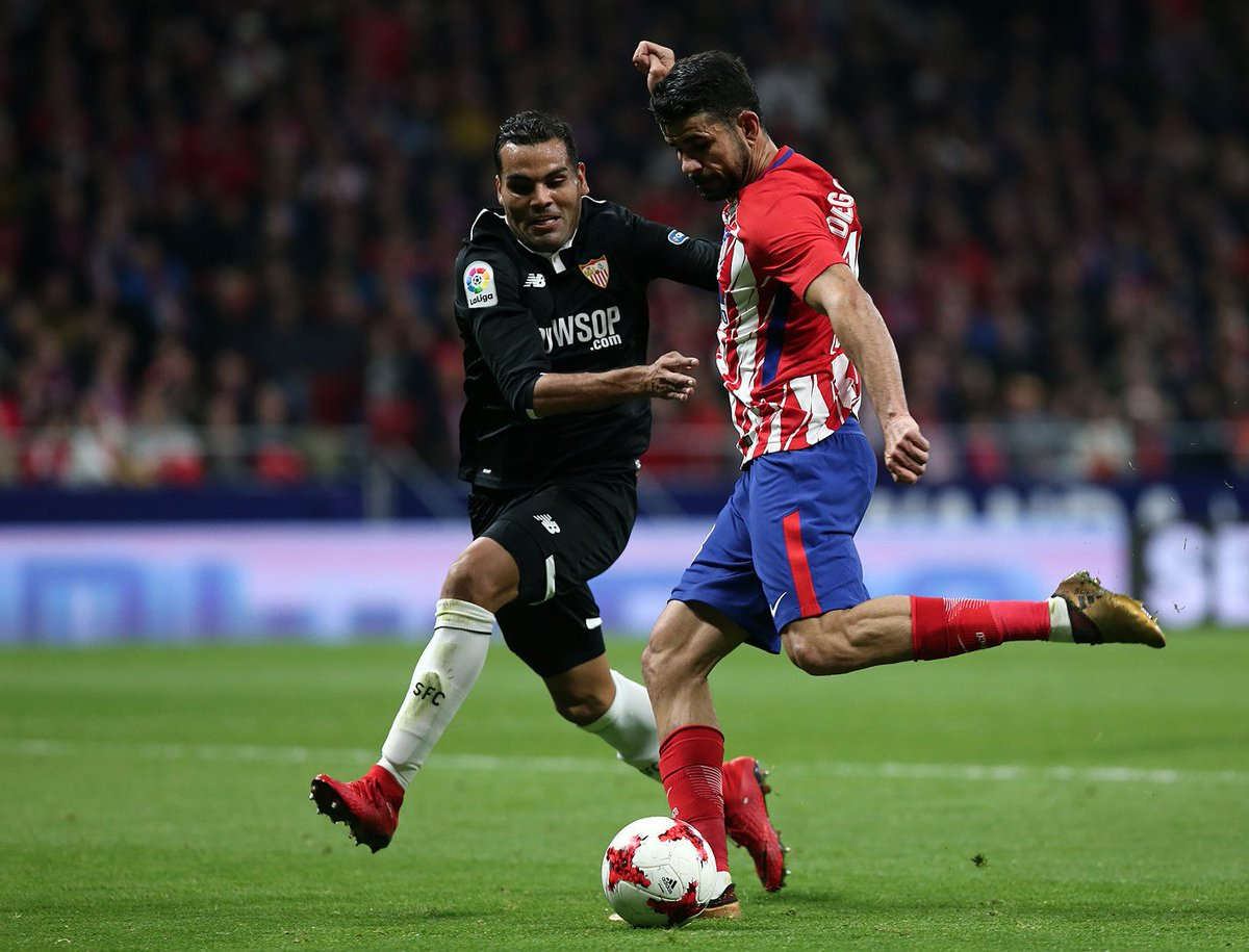 Atletico Madrid vs Sevilla Highlights