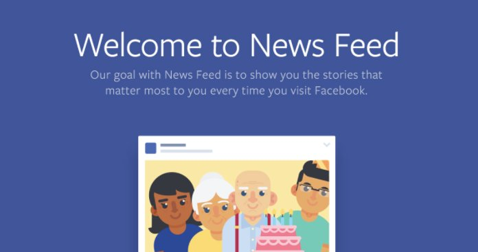 The latest @facebook #News Feed change isn't the last, @g_piechota says https://t.co/VpnONNY1nm https://t.co/x5fMGcrGLe