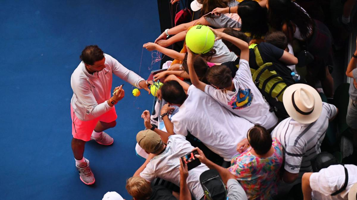 AS Chile's photo on Nadal