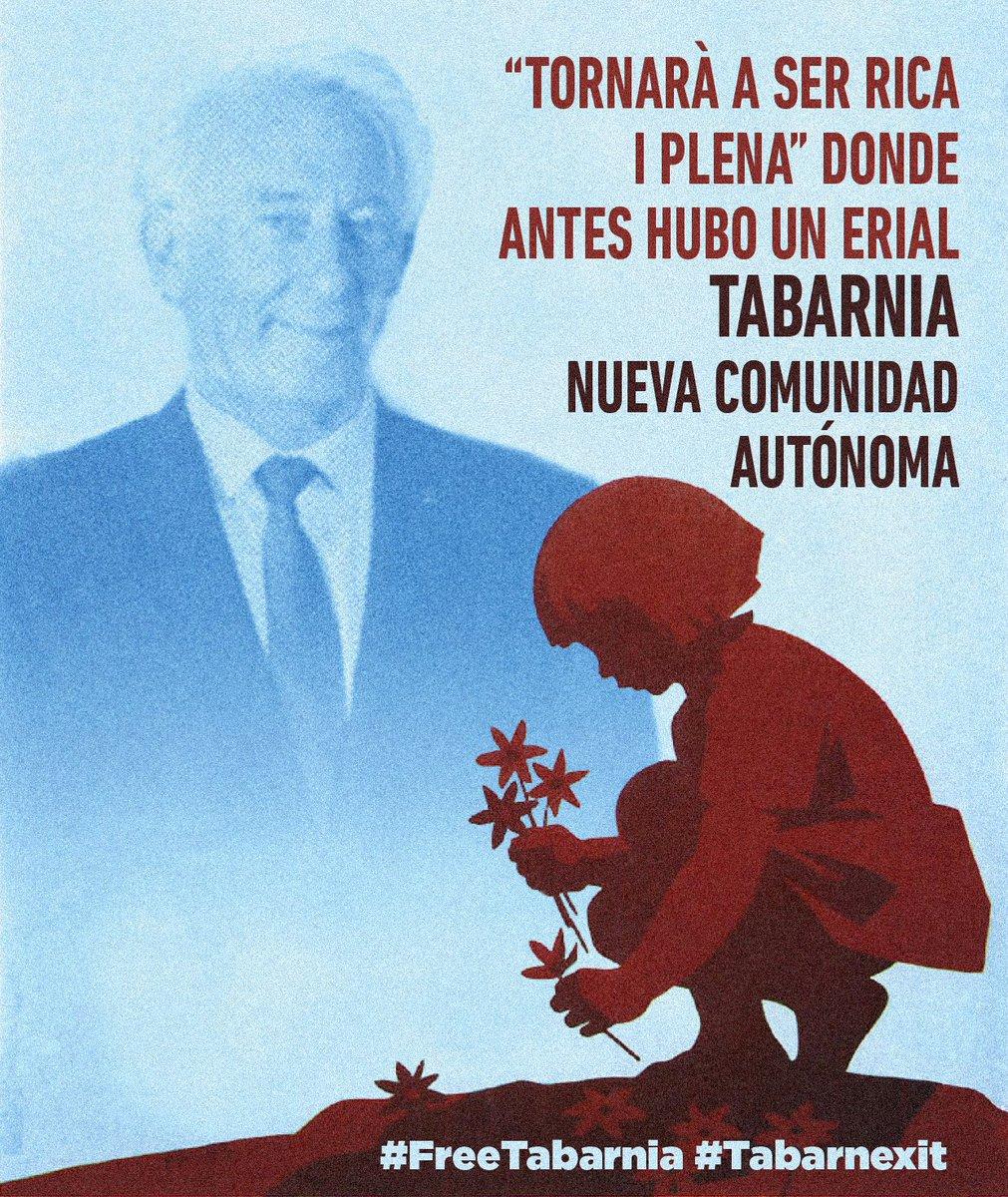 RT @TabarniaTGN: #Tabarnia #TabarniaisnotCatalonia #TabarniaLliure #FreeTabarnia #Tabarnexit https://t.co/YuYcMNc4pt