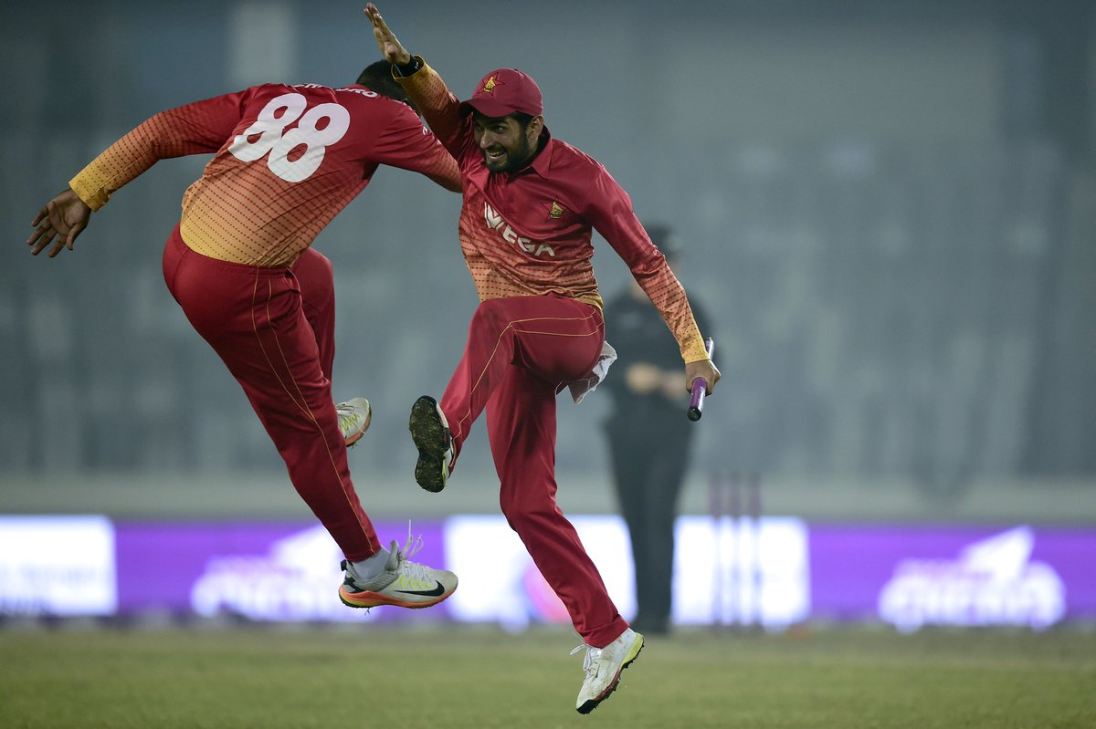 ICC's photo on Cricket