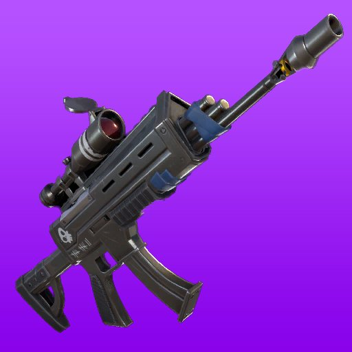 Fortnite Info On Twitter Quot 161 El Rifle De Asalto Con Alcance