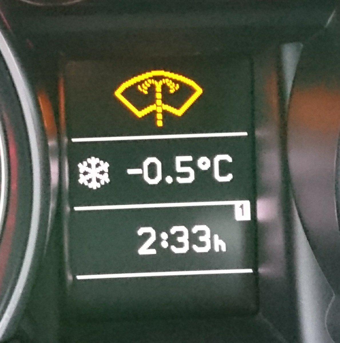 test Twitter Media - Neuer Rekord! Für 85km bei ein paar Schneeflocken heute Morgen von Düsseldorf nach Gummersbach :-( https://t.co/nTDDxffgCs