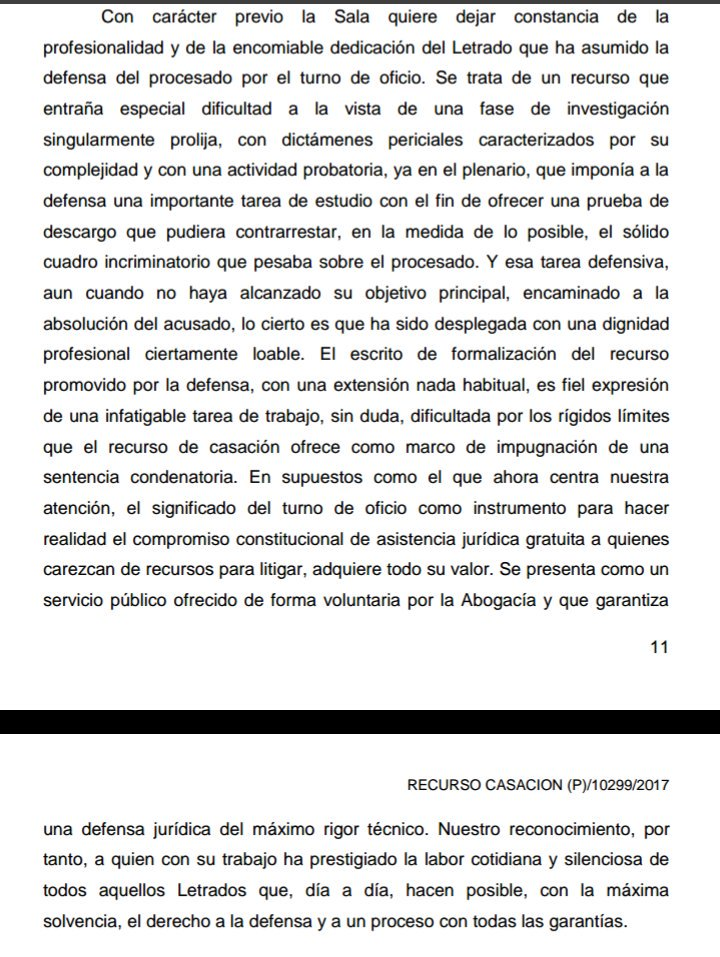 Así empieza la Sentencia del Tribunal Supremo que confirma la condena a 70 años y medio del«pederasta de Ciudad Lineal»