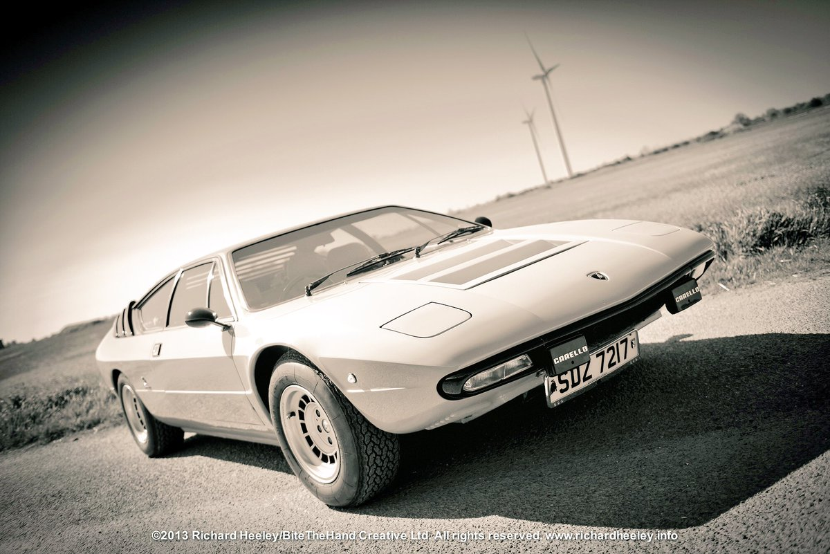 Richard Heeley On Twitter 1973 Lamborghini Urraco P250 Got To
