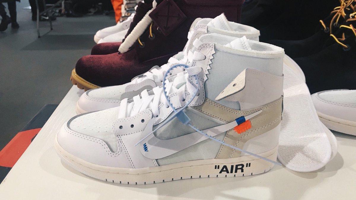 scarpe off white nike air jordan 1