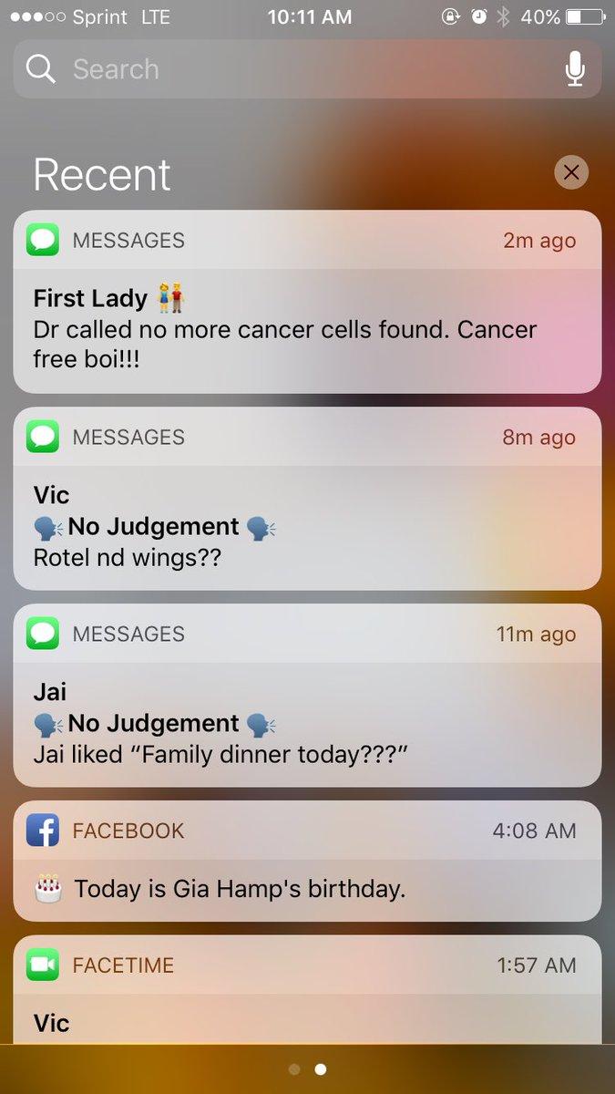 RT @_CodeineSipper: MAN FUCK EVERYTHING MY OG CANCER FREE 😭 https://t.co/wDalrDKaiS