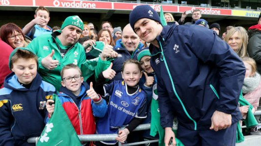 Irish Rugby's photo on Rugby