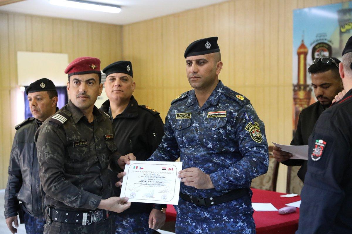 جهود التحالف الدولي لتدريب وتاهيل وحدات الجيش العراقي .......متجدد DTwffc9W0AYtpP6