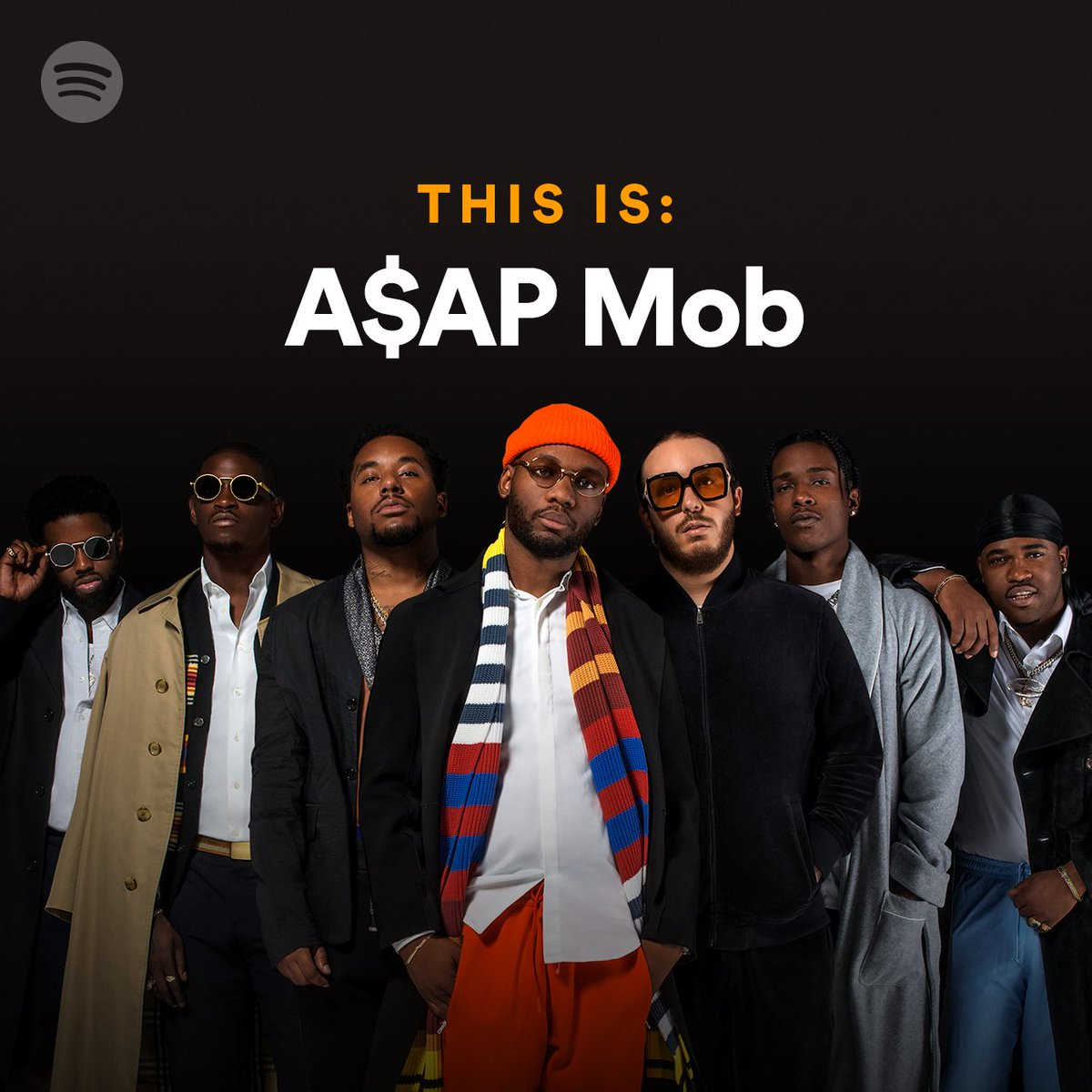 The essential A$AP Mob playlist, curated by the crew in honor of #YAMSDAY tomorrow 🙏 https://t.co/iRUL92bwxp