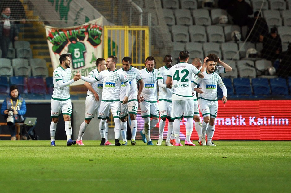 Başakşehir'e kupa şoku!.. Giresunspor çe...