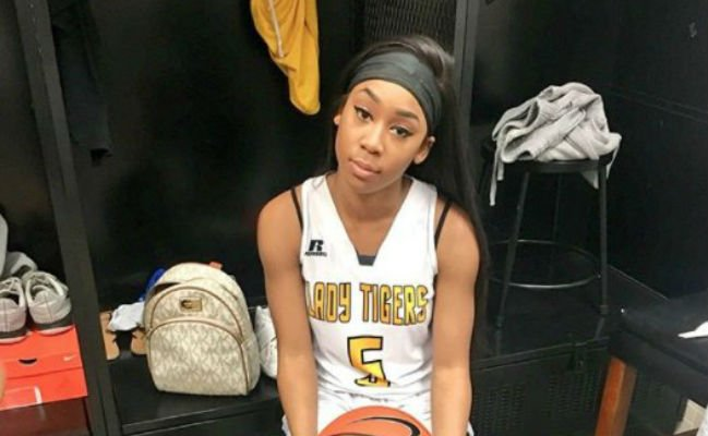 test Twitter Media - Respect to Shakyla Hill of Grambling State's basketball team who accomplished a major feat: a quadruple double with 15 points, 10 rebounds, 10 assists, 10 steals. This stat hasn't been matched in the NBA in this way since 1986. #WomenInSportsWednesday https://t.co/hOD4uQgPSi