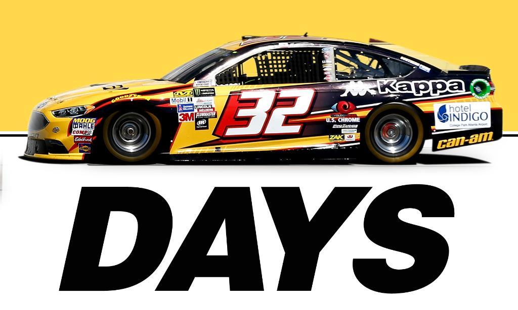 RT @NASCAR: We're ready. Are you?  #DAYTONA500 https://t.co/WirsMWMcTI