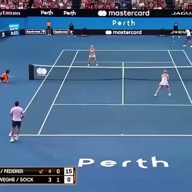 Federer e Sock accusati di maschilismo. Non fanno toccare alla a Bencic e ... - https://t.co/ENXZ0SorhY #blogsicilianotizie #todaysport