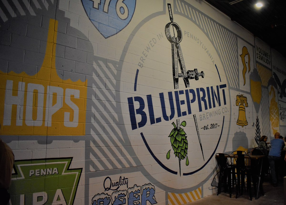 Blueprint brewing co blueprintbrews twitter pabeer details httpbreweriesinpawin over 500 to philly area breweries at the pittsburgh invades philly tap takeover picitter malvernweather Gallery