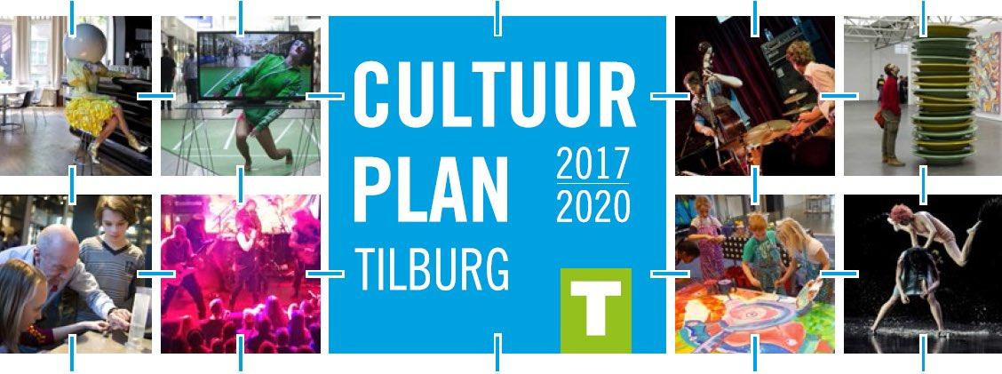 Afbeeldingsresultaat voor cultuurplan tilburg