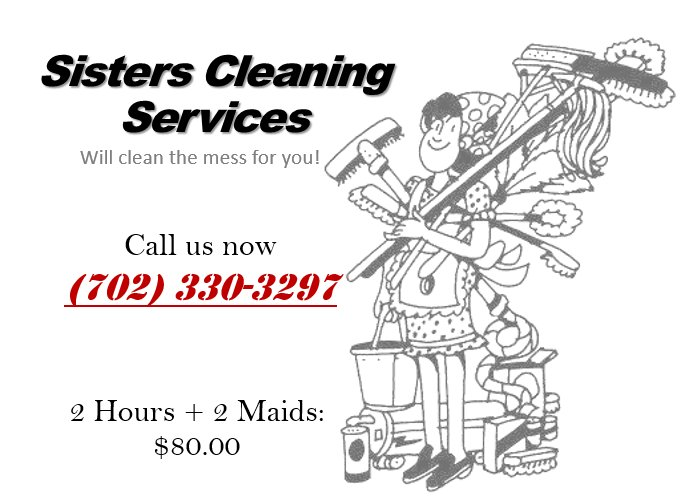 cleaning houses prices