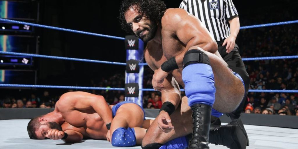 4 things we learned from Bobby Roode's big night on WWE SmackDown Live: https://t.co/uq069HL6jF @digitalspywwe https://t.co/BHoeSJSBO0