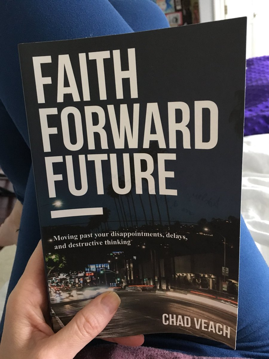 Reading this gem. Love it!!! @chadcveach Definitely want to come check out @zoechurchLA this Sunday. #faithforwardfuture