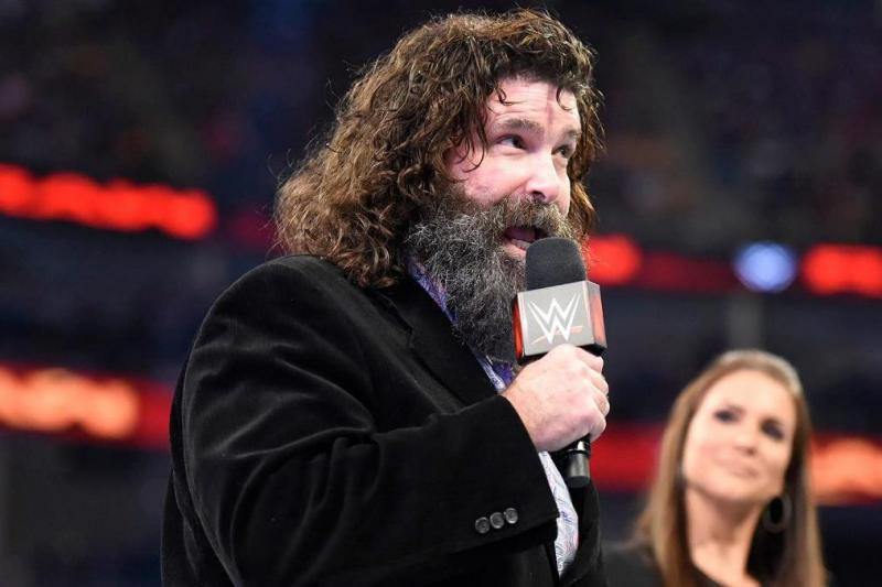 Mick Foley reflects back on Best WWE Raw moments ahead of 25th anniversary https://t.co/A4Tle5Cwsh https://t.co/17VMmThfMu