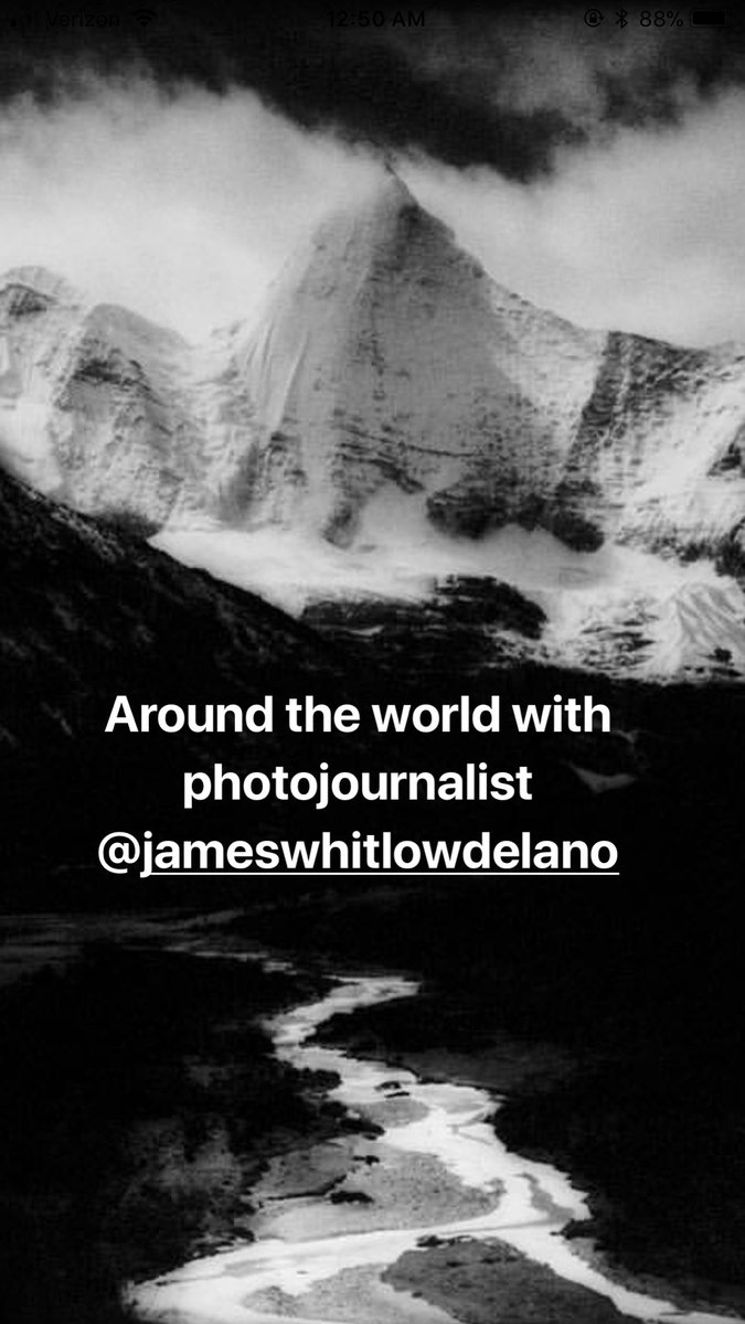 On today's story: scenes from around the 🌍  with #everydayclimatechange and @jameswdelano https://t.co/37QU8hX6wQ https://t.co/CdgQlz9wBC