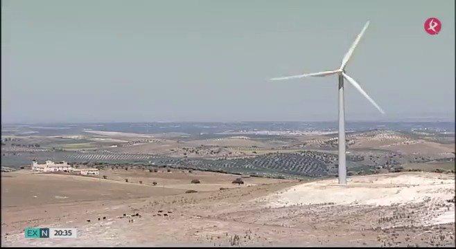 El primer parque eólico de la región estará en la Sierra del Merengue, en @Ayto_Plasencia , y contará con 15 molinos de viento que pondrá en marcha @GNF_es . La @Junta_Ex ha considerado el proyecto de utilidad pública. Te lo contamos aquí 👇 #EXN https://t.co/vz2DgmVNBJ