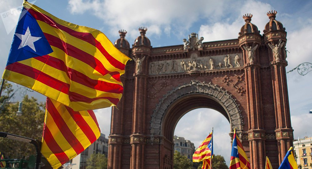 #RogerTorrent elected new president of Catalan parliament https://t.co/cwGuVaewQZ #Catalonia