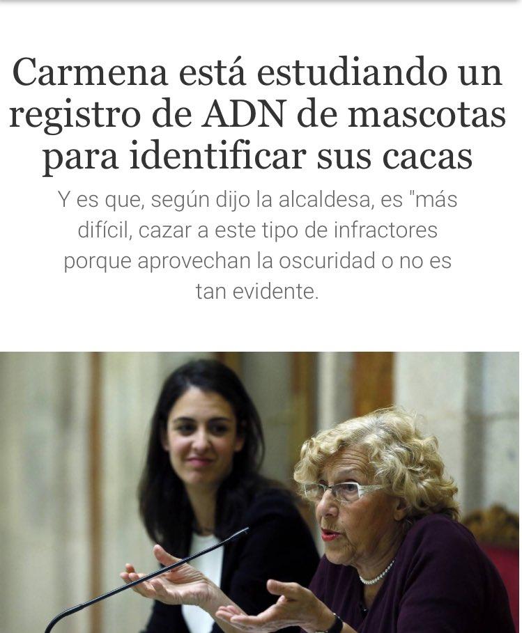 ¡Ay Carmena! https://t.co/AfX82sUm0d