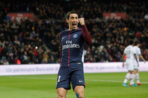 PSG vs Dijon Highlights 17 January 2018