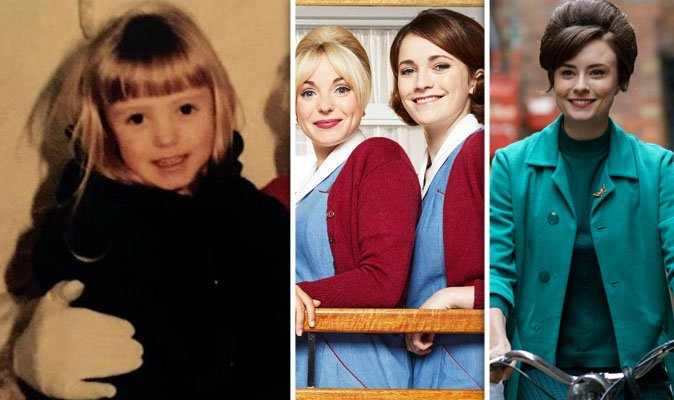 You'll NEVER guess which #CallTheMidwife star this cutie grew up to be… https://t.co/WlxZwtLWPQ https://t.co/S6BmwaTbgx