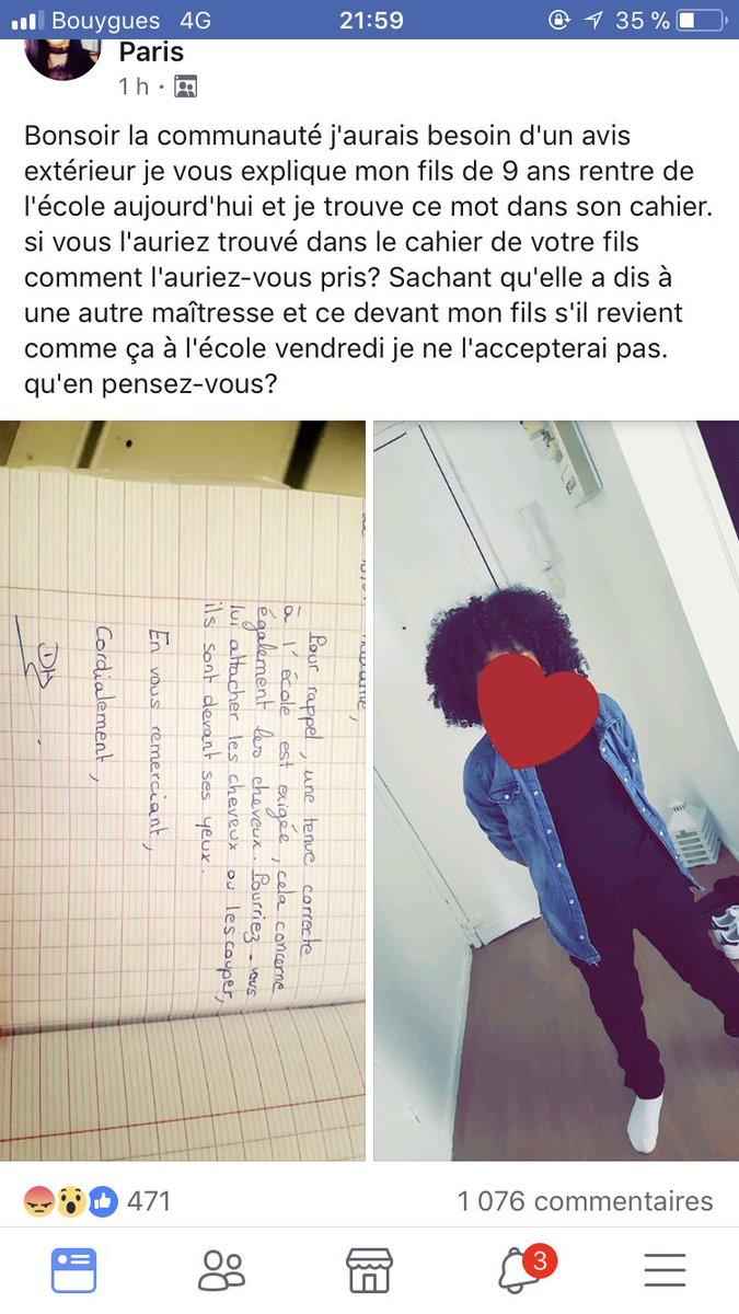 Tout va bien dans les écoles de France....