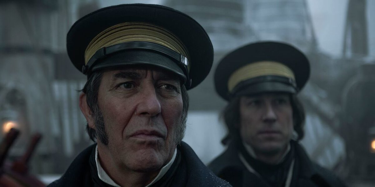 AMC's chilling new series The Terror has its grisly first full trailer – watch if you dare. https://t.co/qIRfuKQxSG https://t.co/KUgqQVSk2b