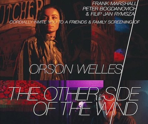 RT @Wellesnetcom Forty two years after filming wrapped on THE OTHER SIDE OF THE WIND, Orson Welles legendary movie just had its first screening in Santa Monica!  @OrsonWelles #OrsonWelles | https://t.co/XTCUcQDoPY