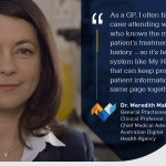 How does #MyHealthRecord assist providers, carers and patients simultaneously? Learn how from Dr @MeredithMakeham: https://t.co/Y3AMS8qlEF  #DigitalHealth #MyHR #Carers2017