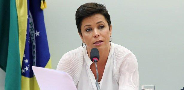 A posse de Cristiane Brasil como ministra do Trabalho continua suspensa. Foto: Gilmar Felix/Câmara dos Deputados
