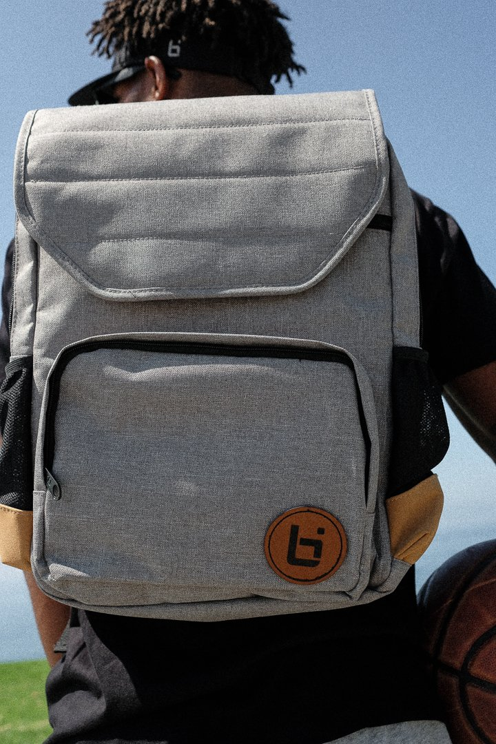 Check out the #Ballislife OPB Backpack now! Shop at: bit.ly/backpacks-bil