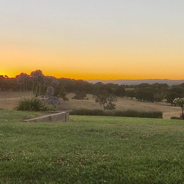 Loving the sunset tonight! #jurahouse https://t.co/XkodTzNGEd