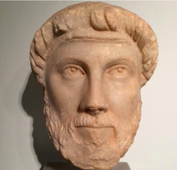 A few years ago Joe Gagnon saw this Roman bust in a Turkish museuhttps://t.co/Iuz91AJpejm  Not a famous art work, but still ...