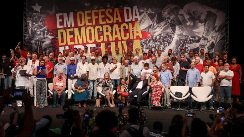 👈  Após ato emocionante no RJ, nesta quinta (18) a Casa de Portugal, em São Paulo, recebe grandes nomes da cultura e das universidades em defesa da Democracia e de @LulapeloBrasil