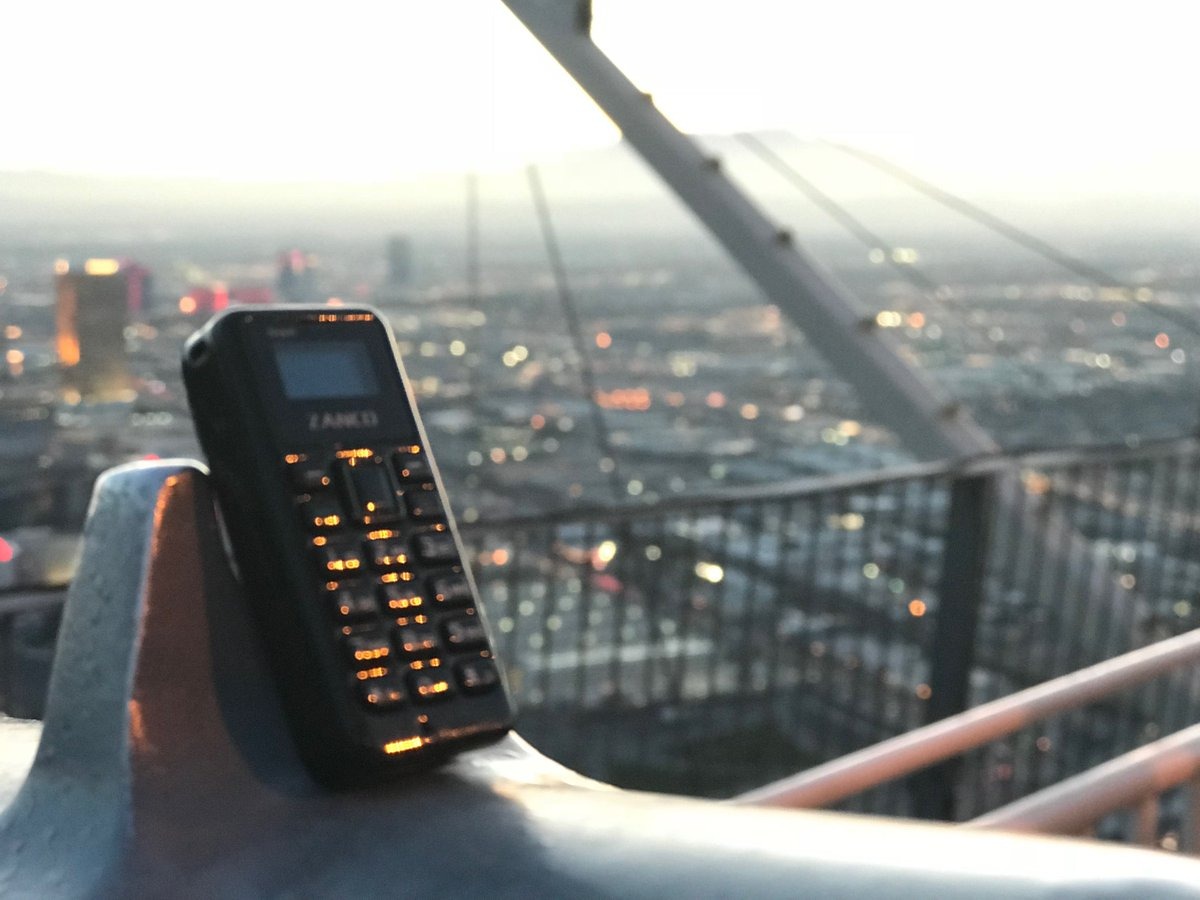 c2899cd6d5d Just a few hours left to order the worlds smallest phone from our hugley  successful  kickstarter campaign! get involved order now at  https   buff.ly 2DGqJLs ...