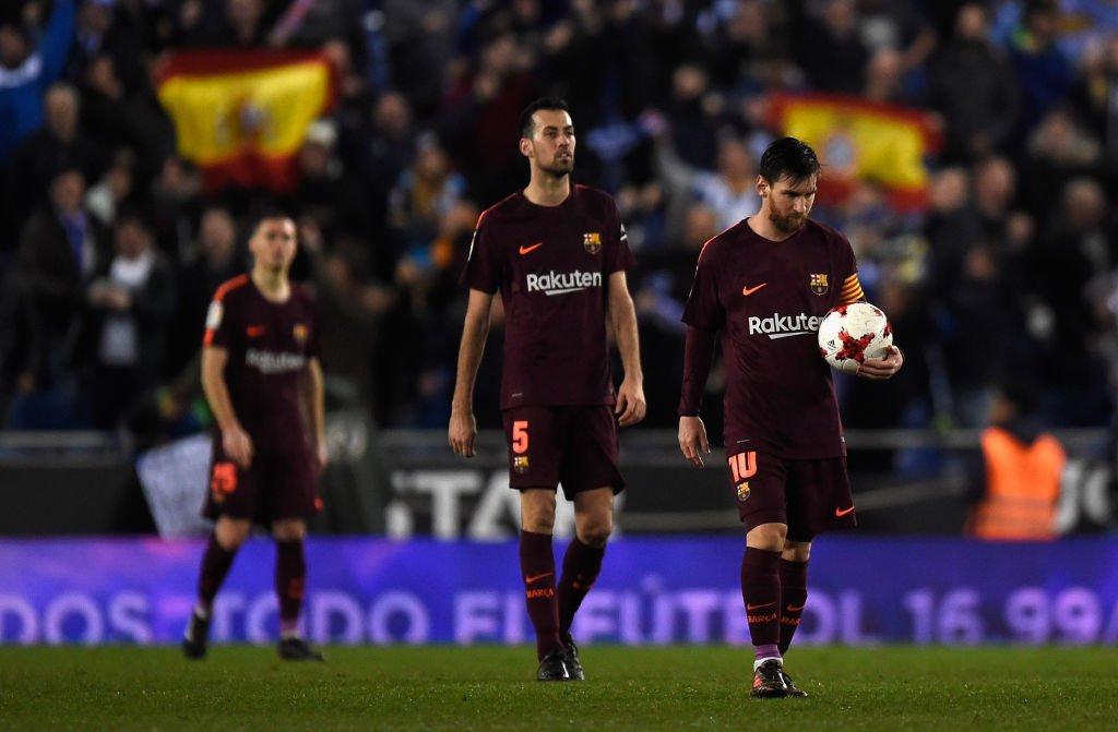 Espanyol vs Barcelona: