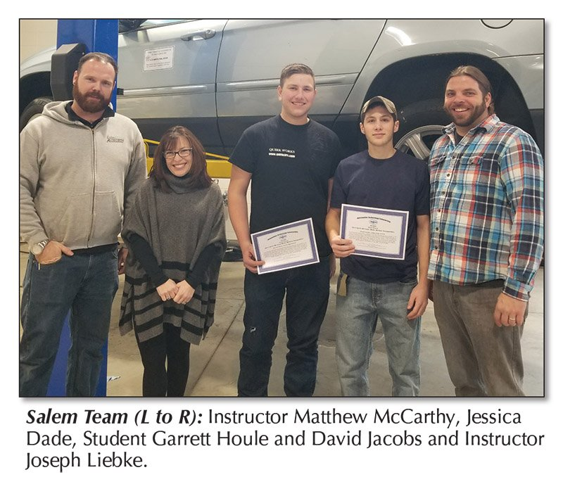 Salem Students Take Top Honors in Written Automotive Skills Contest... https://t.co/gFP9rgKAh0