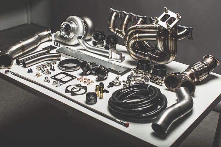 Kit turbo n54 single Walton Motorsport
