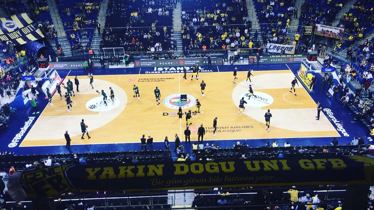 RT @ydugfb: Fenerbahçemizi panathinaikos karşılaşmasında yalnız bırakmadık! #unigfb #ydügfb https://t.co/JaIq335tXn
