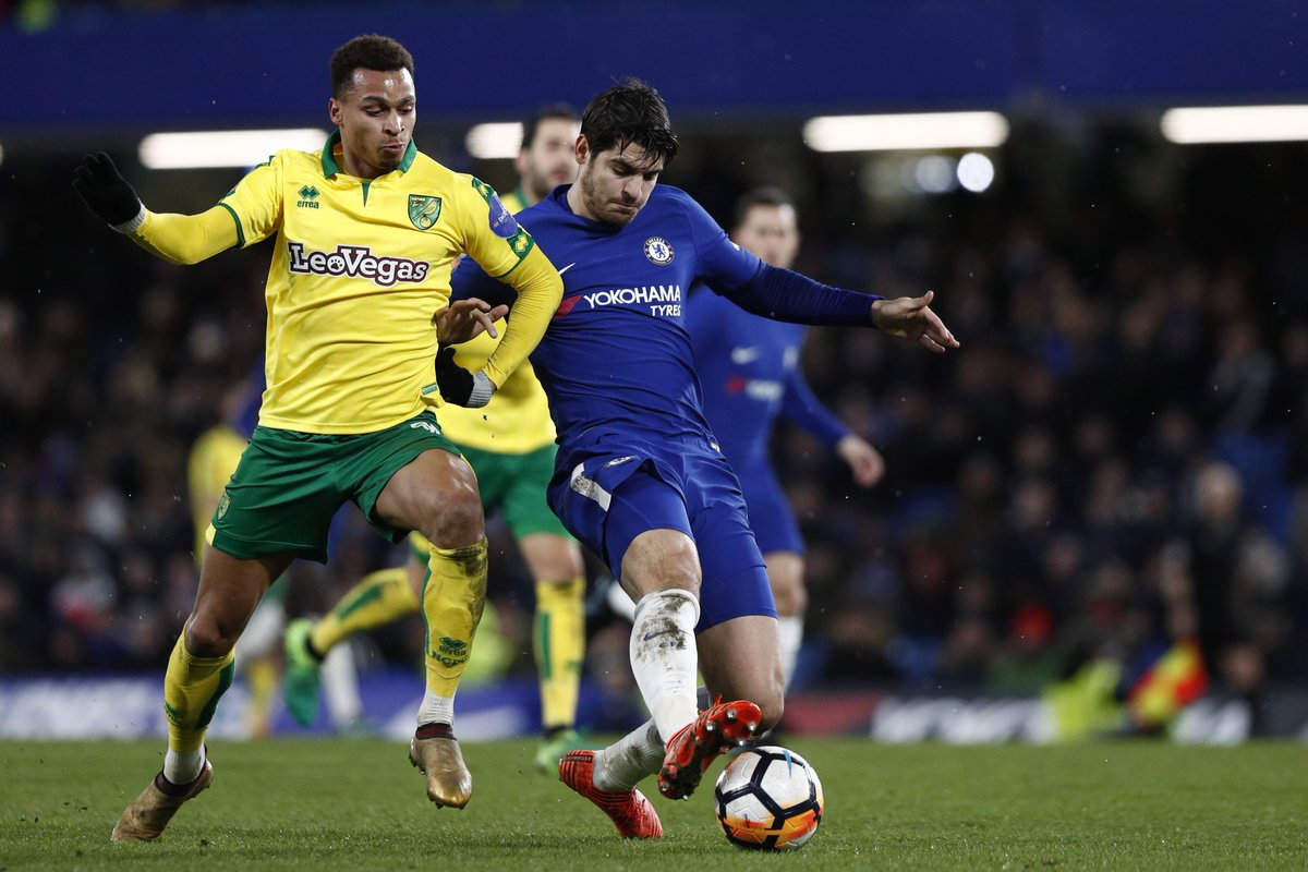 Chelsea FC's photo on Norwich