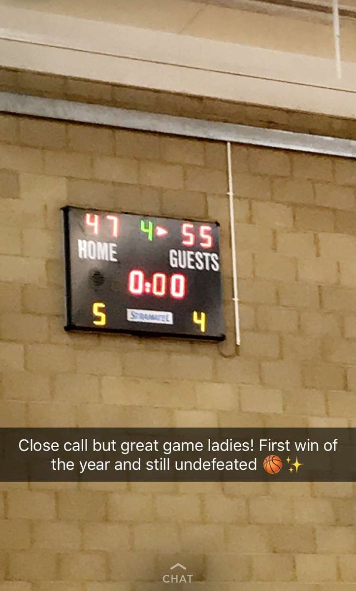 Great way to start the year!! #BUCSWednesday #undefeated 🎉🏀 https://t.co/5KaUE1G27r