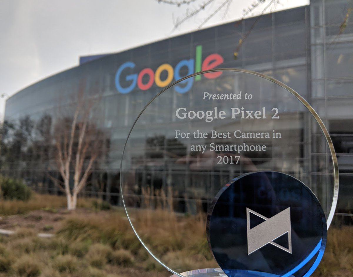 Made by Google's photo on FAMGA