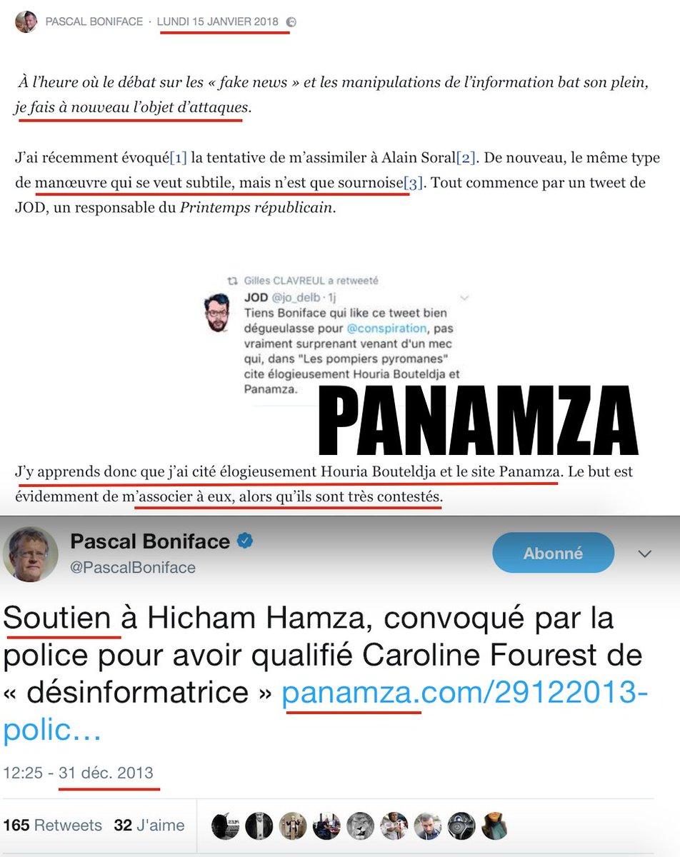 Panamza et la volte-face de Boniface: patience... 😉