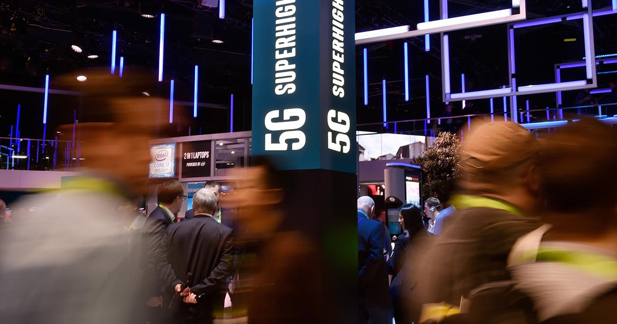 #CES2018 was just a glimpse into 5G – which is so powerful it's sending back signals from the future bit.ly/2Dtfw3r via @IEEESpectrum