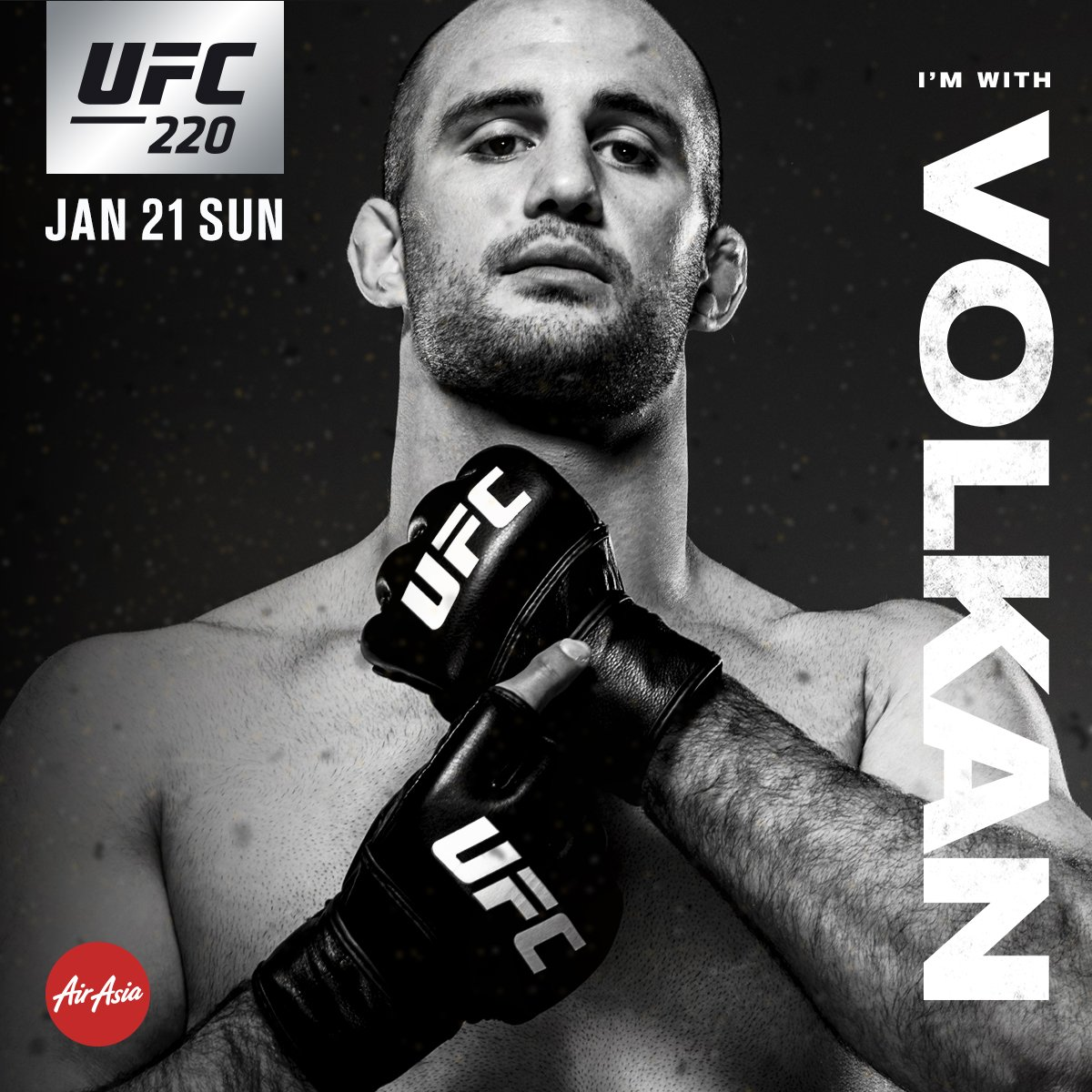 """RT @UFC_Asia: """"When the bell rings, I'm going to knock you out."""" @Volkan_Oezdemir #AndNew #UFC220 https://t.co/9oHboAdGSk"""